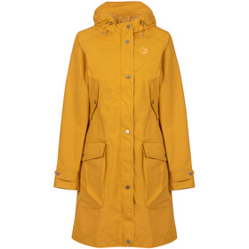 Finside Milla Jacket Women gold